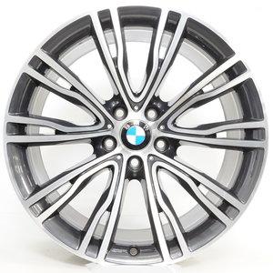 BMW Original BMW X5 F15 X6 F16 8092110 551 Rim