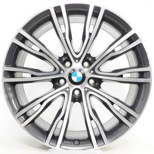 BMW Original BMW X5 F15 X6 F16 8092109 551 Rim