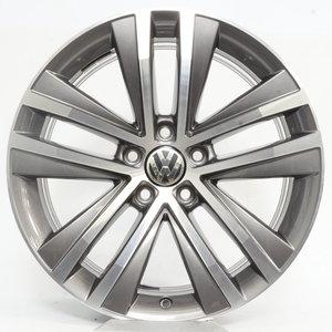 Volkswagen Original Volkswagen Sharan 7N 7N0601025F Toulon Rim