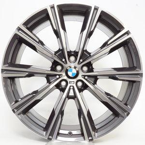 BMW Originele BMW X5/X6 G05/G06 8071996 740M velg