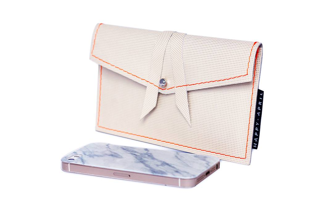Happy-April Phone-wallet bag