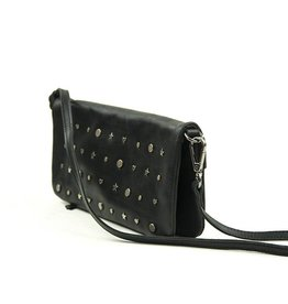Labelsz Happy studs bag  Black