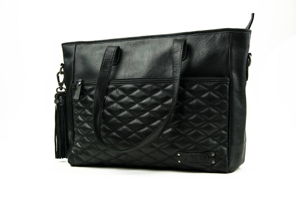Bag2bag New Orleans Black