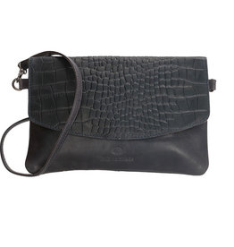 MicMacBags Everglades clutch - Blue