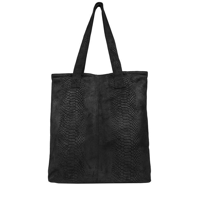 DSTRCT Portland Road Medium Shopper - Black