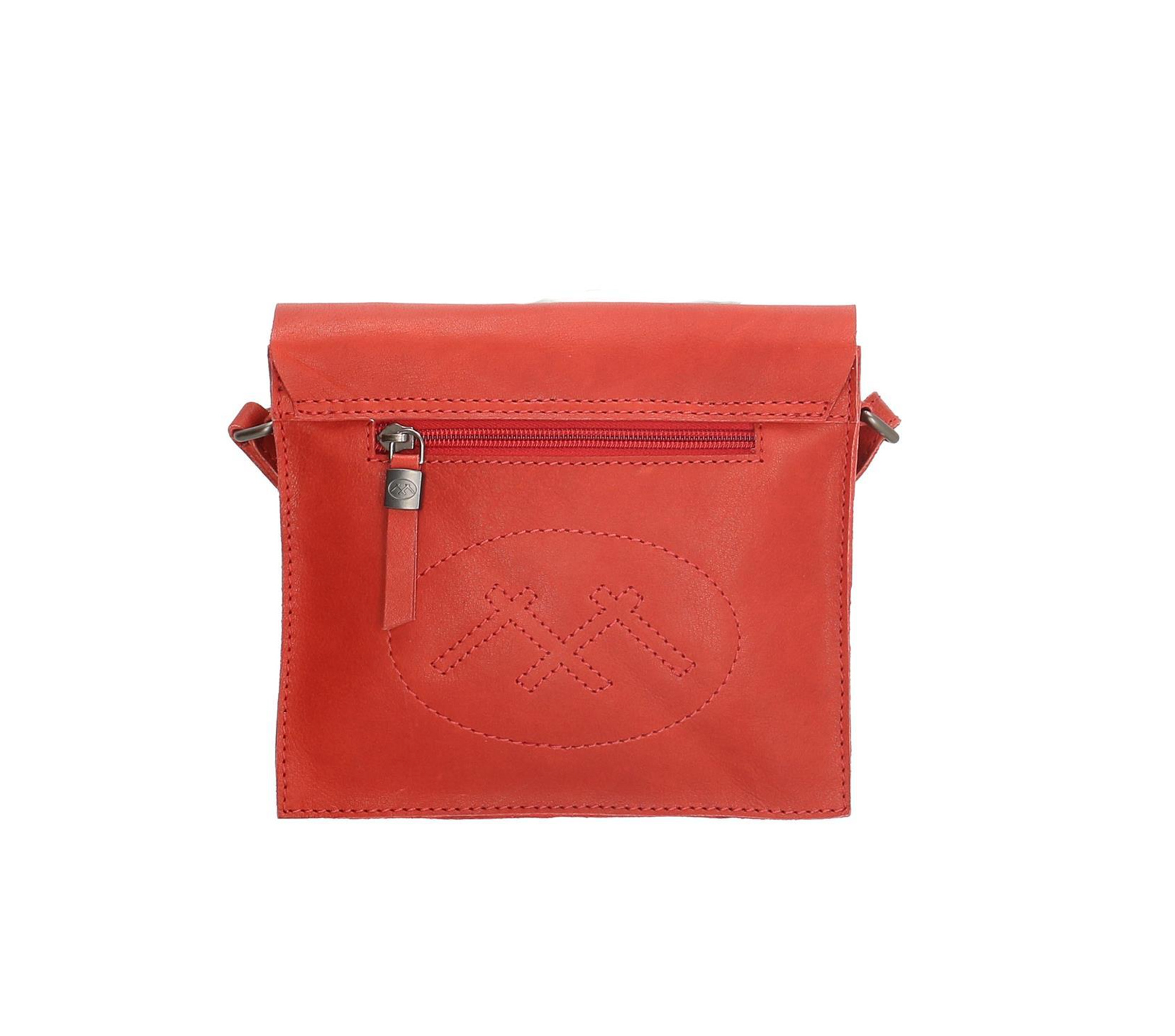 MicMacBags Golden Gate - Rood