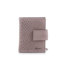 DSTRCT Pasjeshouder Billfold - RFID - Grey