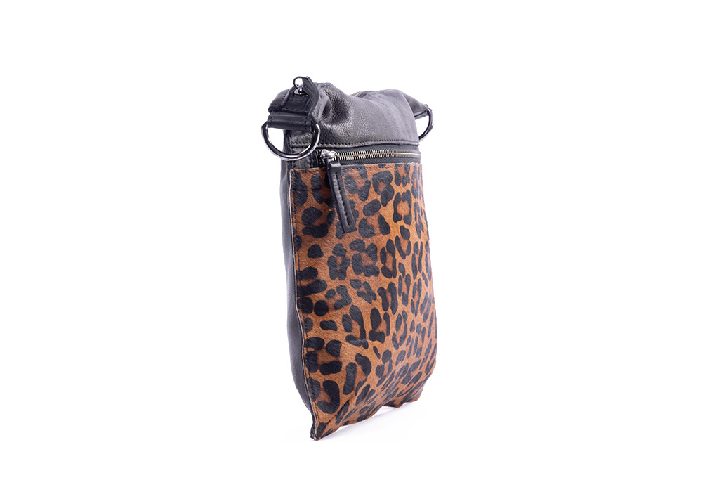 DSTRCT Wild & Free Hair On - Leopard