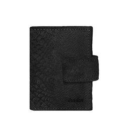 DSTRCT Pasjeshouder Billfold - RFID - Black