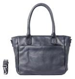 DSTRCT Raider Road Handbag - Black