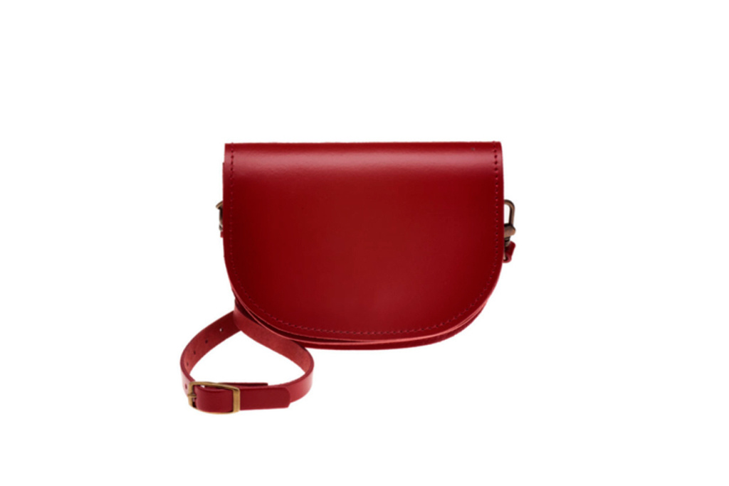 Elvy Donna plain - Red