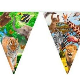 Jungle vlaggenlijn