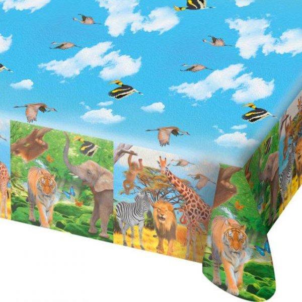 Jungle tafelkleed