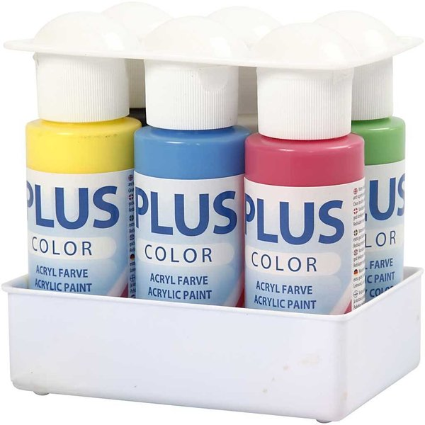 Plus Color Plus Color acrylverf - Color School