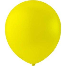 Happy Moments Ballonnen geel en blauw
