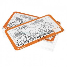 Placemat dining kids