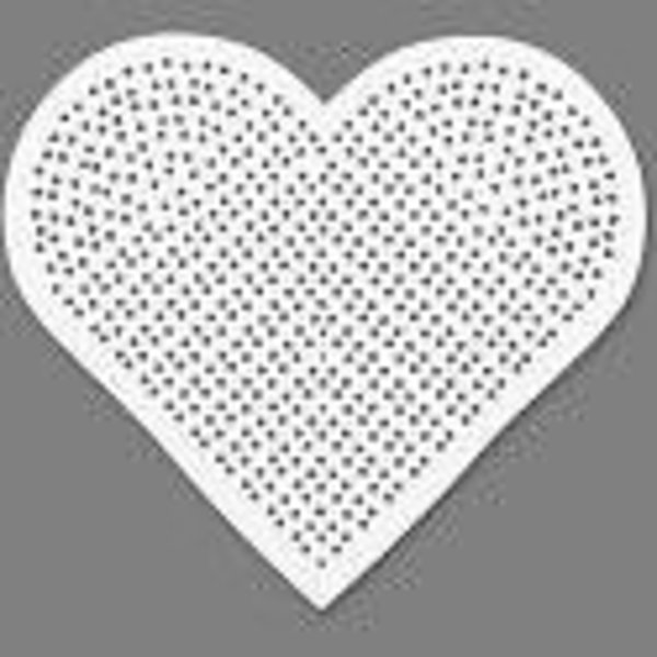 Borduur harten 16 stuks