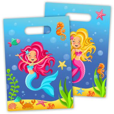 Organiseer met weinig moeite een zeemeerminnen feestje!