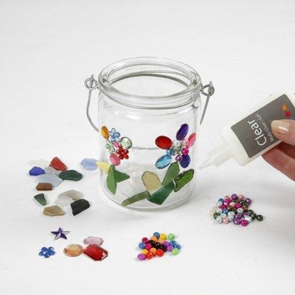 knutselpakket mozaieklichtje
