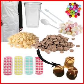 Knutselpakket bonbons maken