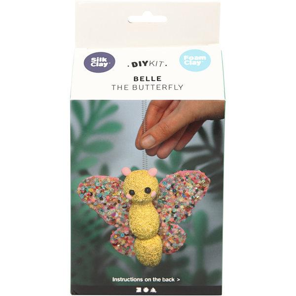 Knutselset Belle de vlinder boetseren