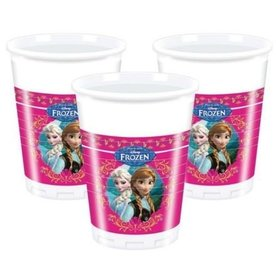 8 bekers Frozen
