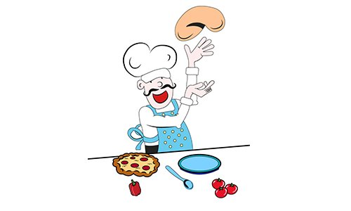 pizzafeest