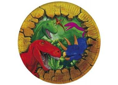 Dinosaurus kinderfeestje