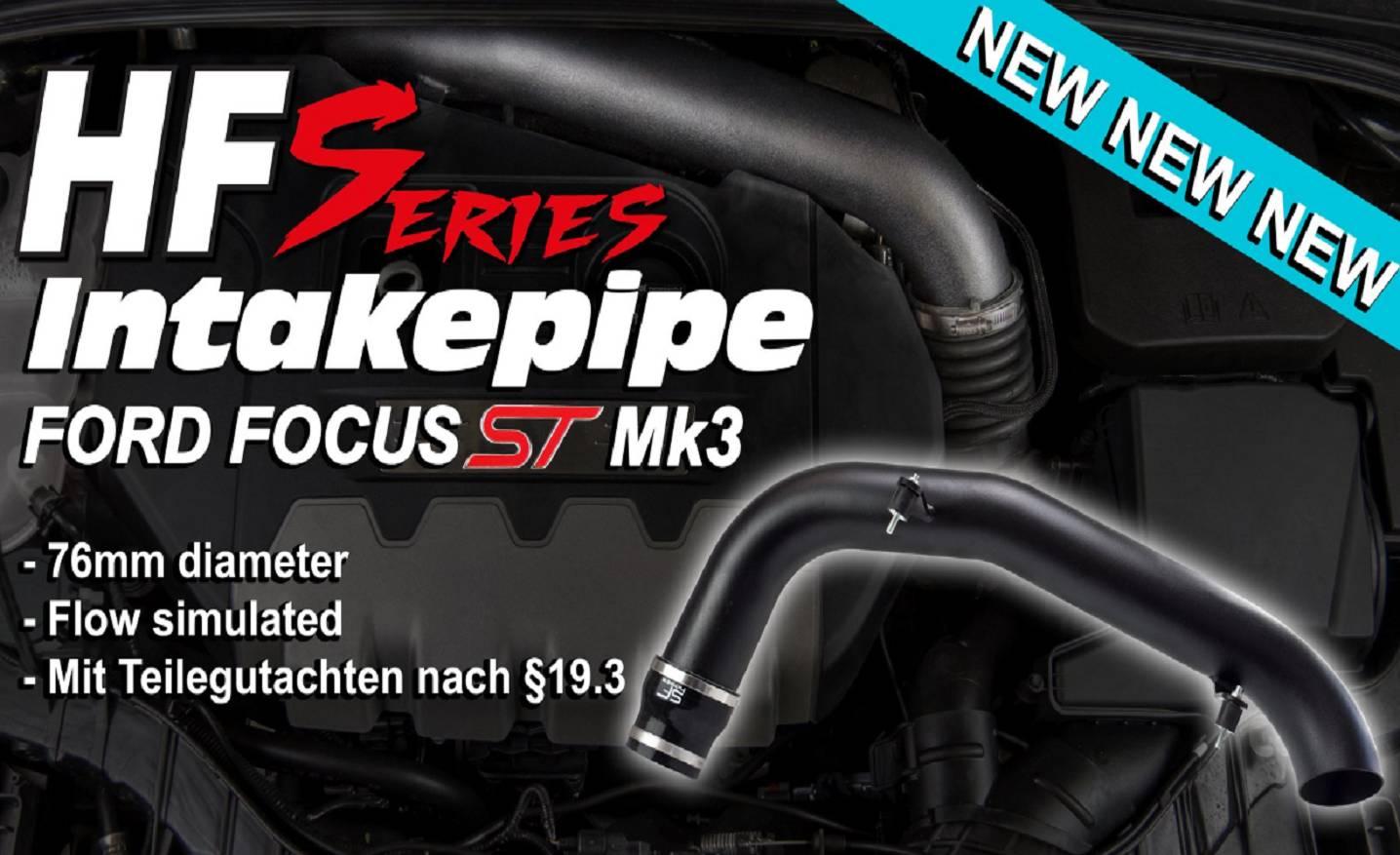 "HF-SERIES 3"" INTAKE FORD FOCUS ST250 MK3"