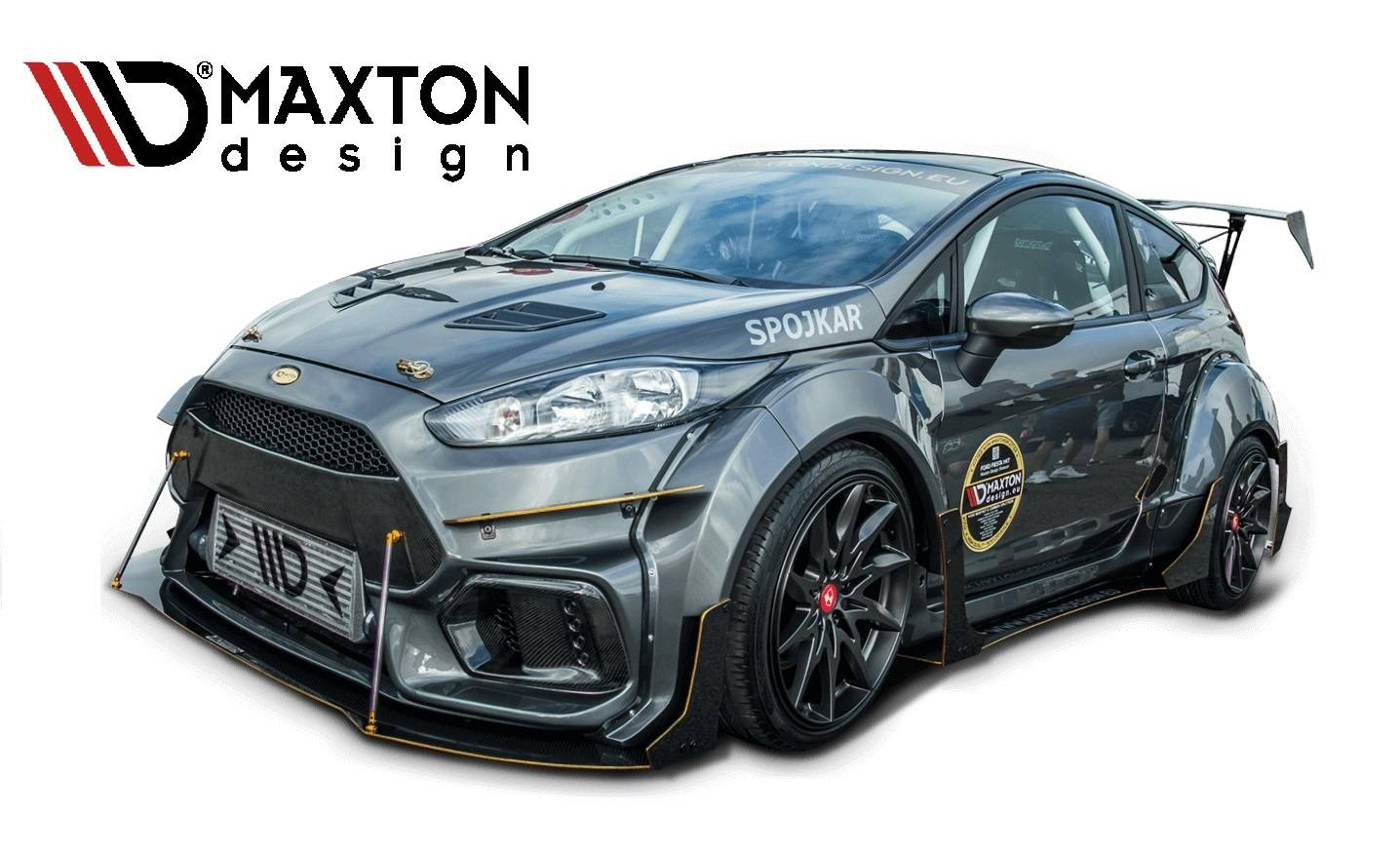 MAXTON DESIGN STYLING FORD
