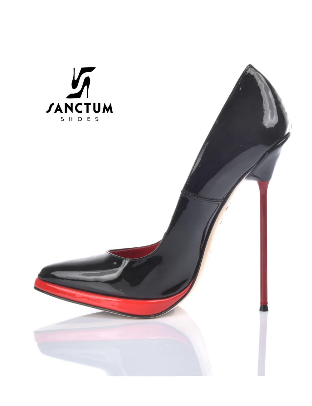 Sanctum  Extreme high Italian pumps PHOEBE with metal needle heels