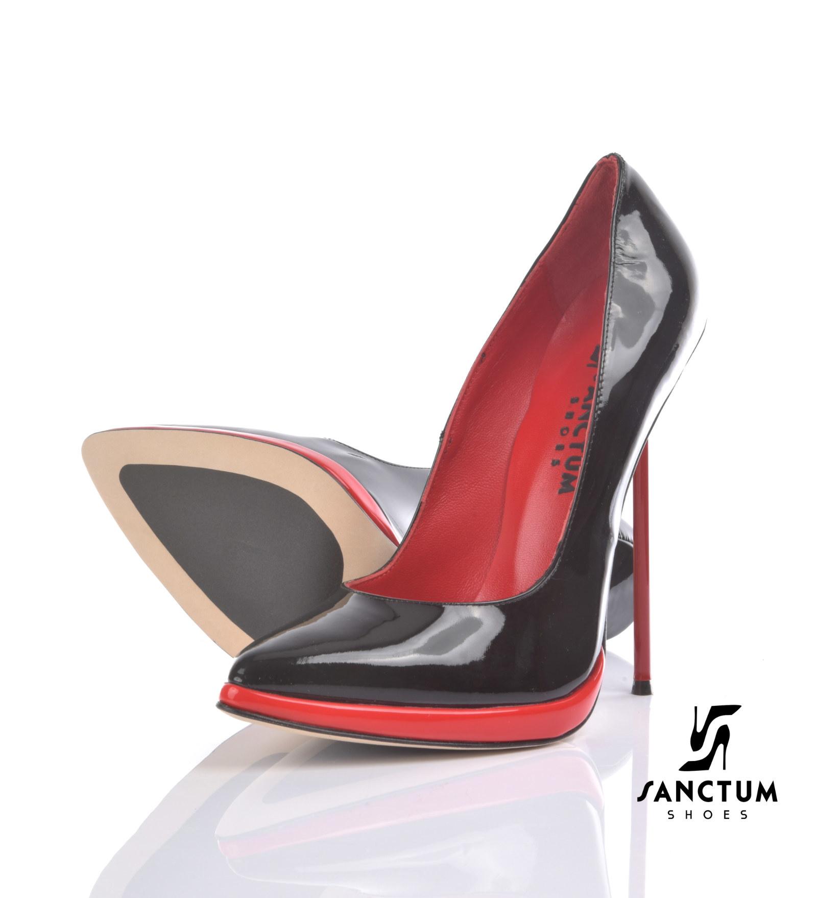 Italian High Heels by Sanctum Shoes