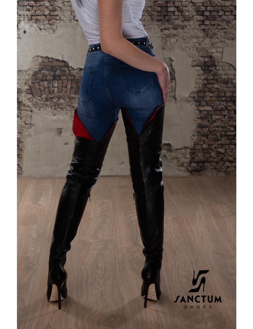 Sanctum  Anita in crotch high VESTA boots