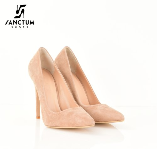 Paoletti Paoletti pumps suede -outlet