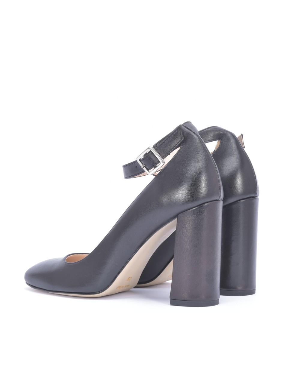 (P21) MIA black matte pumps