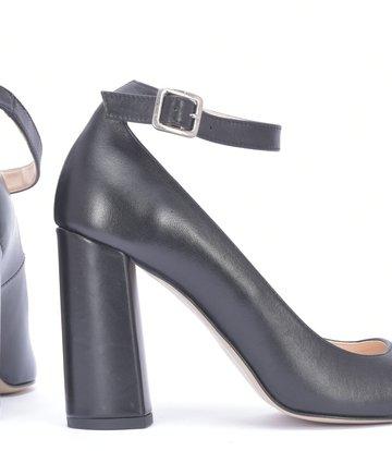 (P21) MIA zwart matte pumps