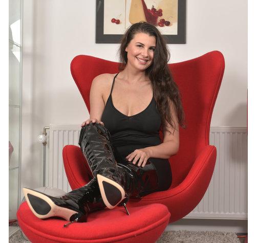 Sanctum  Olga in crotch high GAIA boots