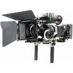 Sony NEX-FS700R + Movcam-Rig