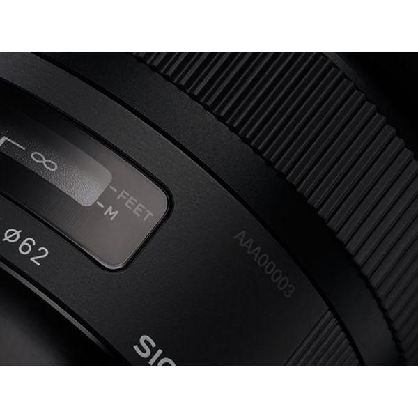 Sigma Sigma 18-35mm F1.8 DC HSM I Art Canon