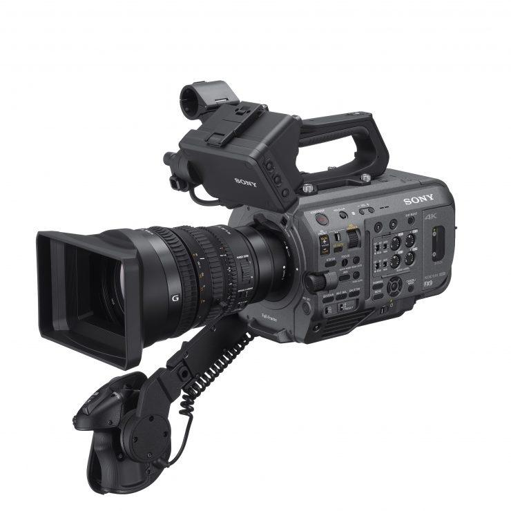 Film- en videocamera's