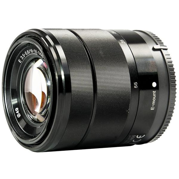 Sony E 18–55mm F3.5–5.6 OSS Zoom (SEL1855)