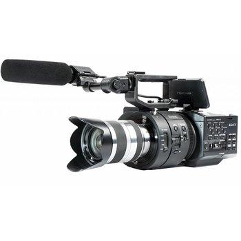 Sony NEX-FS700R met 4k RAW optie