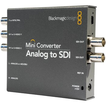 Blackmagic Blackmagic Mini Converter Analog-SDI