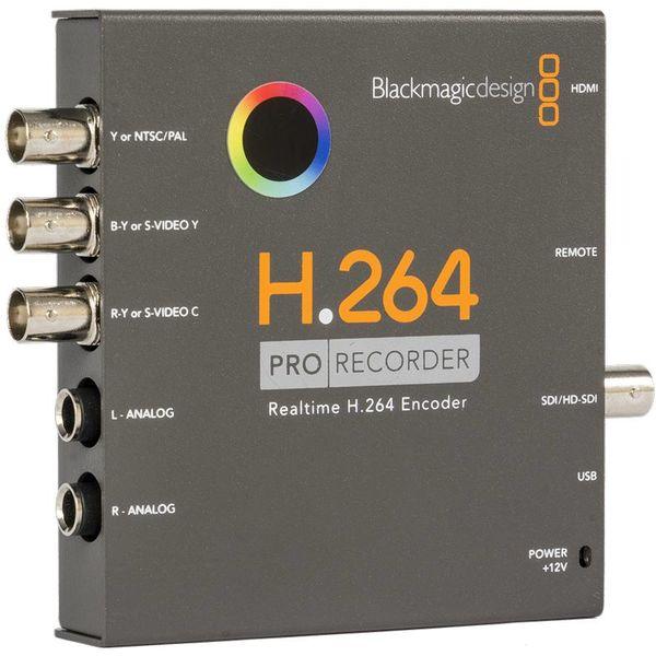 Blackmagic Blackmagic H.264 Pro Recorder