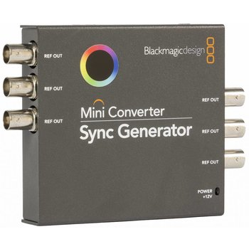 Blackmagic Blackmagic Mini Converter Sync Generator