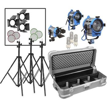 Arri Arri Compact Fresnel Three-Light Kit