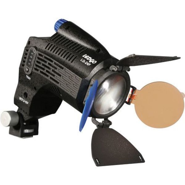 Ledgo Ledgo LG-24F On Camera LED-lamp Fresnel
