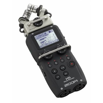 Zoom Zoom H5 Audiorecorder