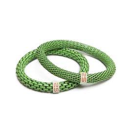 Silis The Snake Mix Green