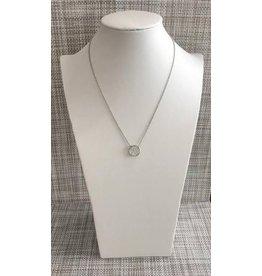 Biba Eva (steentjes) Zilver
